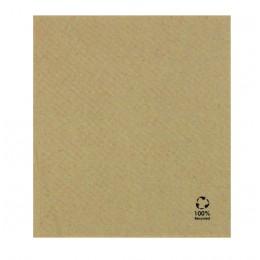 Servilletas papel reciclado 1 capa 33x33cm