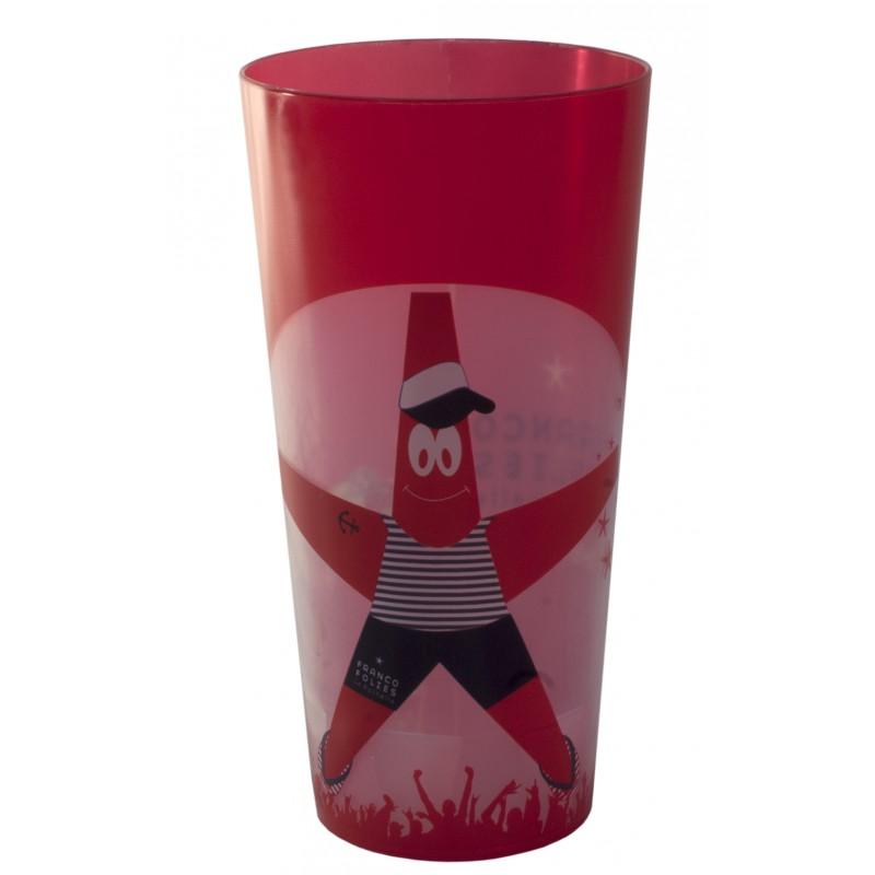 Vaso 60cl personalizado todo color ecopropuestas for Vasos chupito personalizados