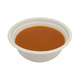 Bowl compostable 350ml pack 50u