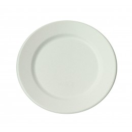 Plato compostable luxe 21 cm pack 12u
