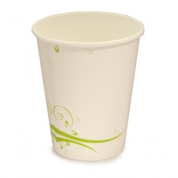Vaso compostable 240 ml pack 50u