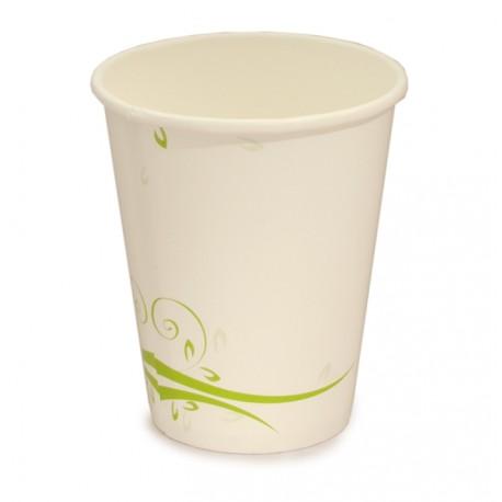 Vaso compostable 240 ml pack 50u