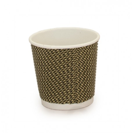 Vaso compostable 120 ml pack 15u