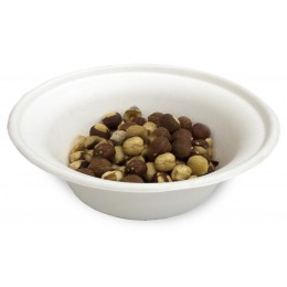 Bowl compostable 340ml pack 50u