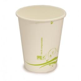 Vaso compostable 240 ml 15u