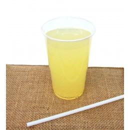 Vaso compostable PLA 250 ml pack 50u