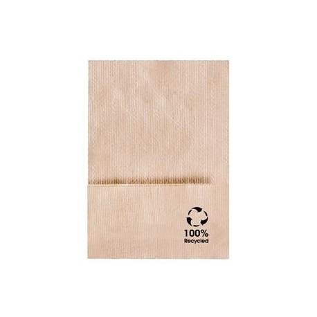 Paquete servilletas miniservis papel reciclado